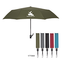 "4117 - 44"" ARC AUTOMATIC TELESCOPIC UMBRELLA"